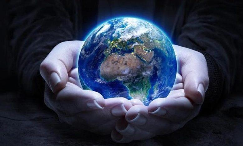 dünyanın katmanları