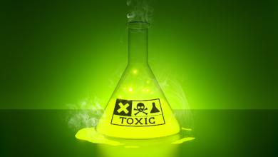 toxic ne demek